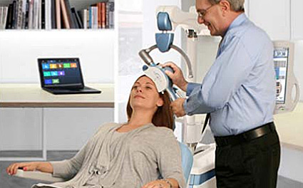 Treating Depression with TMS Therapy